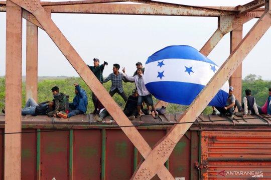 Meksiko bantu Honduras ciptakan 20.000 lapangan kerja terkait migrasi