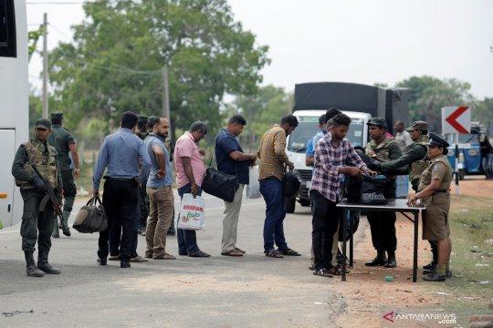 Sri Lanka masih siaga tinggi menjelang Ramadan
