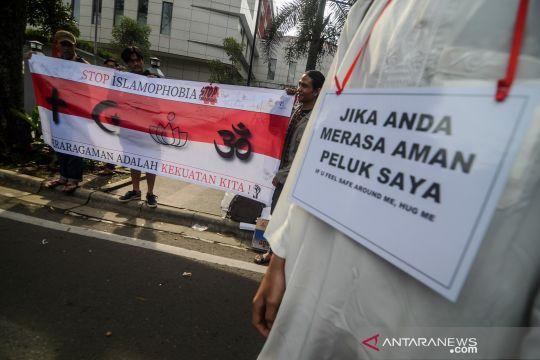 Aksi anti Islamophobia