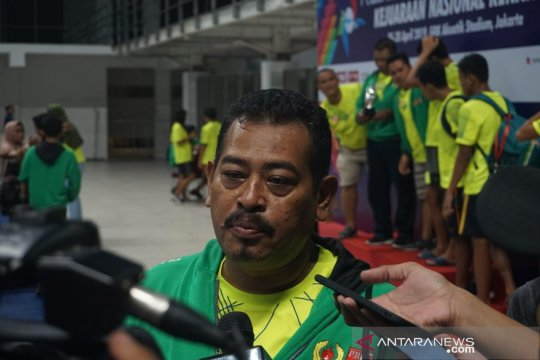 Jawa Timur juara umum kejurnas renang FAI 2019