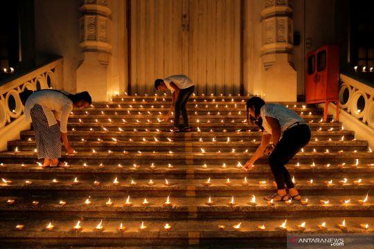 Sri Lanka peringatkan serangan susulan militan berseragam militer