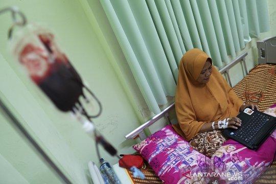 Pingsan saat pleno rekapitulasi, PPK di Gorontalo dirawat di RS