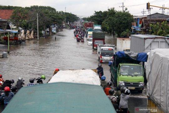 BPBD Pasuruan evakuasi korban banjir