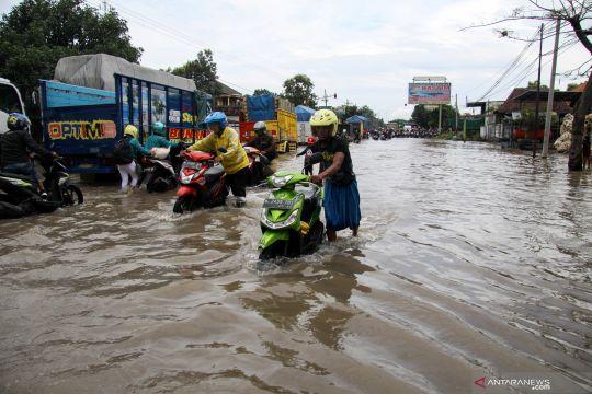 11 wilayah Pasuruan terendam banjir