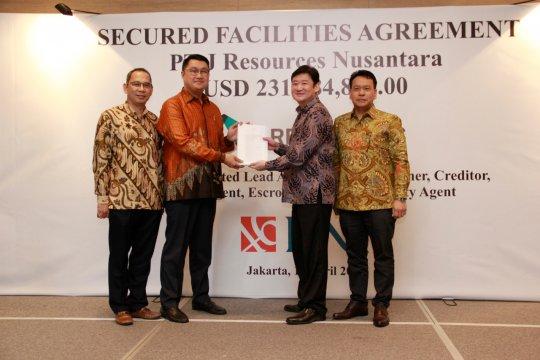 J Resources gandeng BNI biayai proyek tambang emas Doup di Sulut