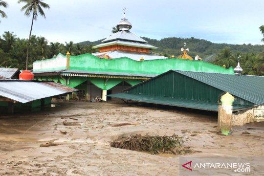 Sigi evakuasi 500 jiwa warga korban banjir