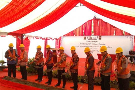 OJK bangun kantor, optimalkan kontribusi ekonomi di Papua