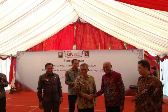 OJK nilai potensi ekonomi Papua dan Papua Barat belum tergali optimal