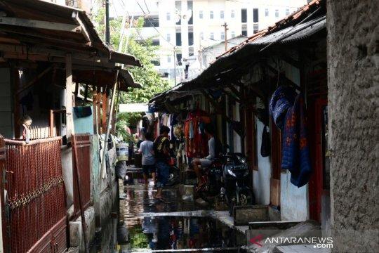 BPBD: Banjir di Ibu kota surut