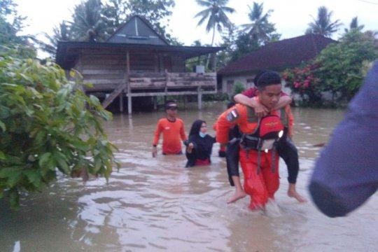 BNPB peringatkan beberapa wilayah siaga dan waspada banjir