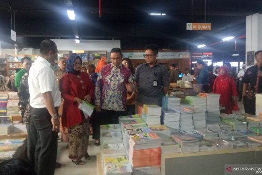 Pemprov DKI membuka akses buku untuk warga melalui  Jakbook