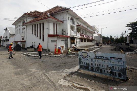 Ganjar usul Kawasan Kota Lama Semarang bebas kendaraan