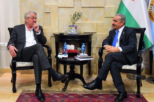 PM: Palestina takkan terima berlanjutnya status quo