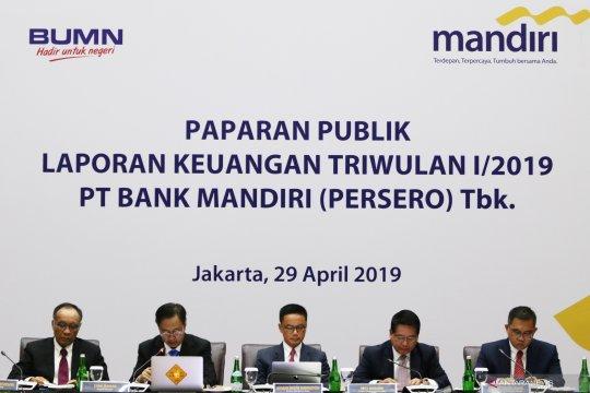 Paparan publik laporan keuangan Bank Mandiri