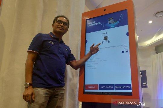 Kimia Farma buka aplikasi toko virtual Mediv