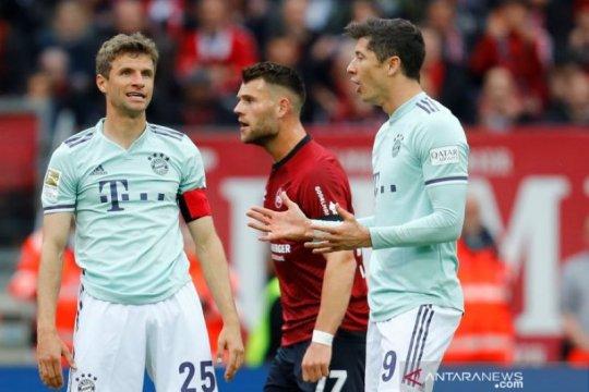 Mueller buka peluang tinggalkan Bayern Munich