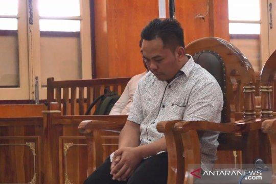 Penyuap Bupati Pakpak Bharat dihukum 2,5 tahun penjara