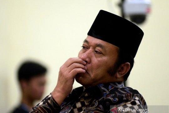 KPK apresiasi putusan MA tolak kasasi Zainudin Hasan
