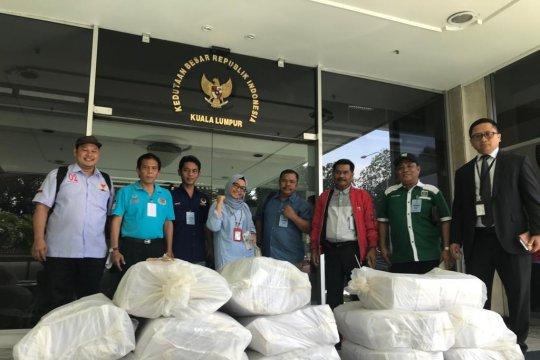 Surat suara pos PSU dikirim ke pos Malaysia