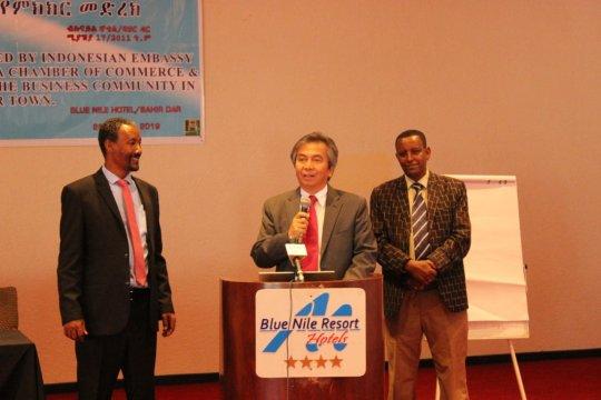 Djibouti dorong Indonesia tingkatkan program pelatihan perikanan