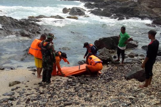 Santri jatuh ke laut di Aceh Jaya ditemukan meninggal