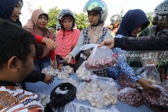 Jatim tunggu impor bawang putih China, penuhi kebutuhan masyarakat