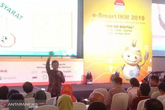 "Kemenperin siapkan 250 IKM Bali untuk ""go digital"""