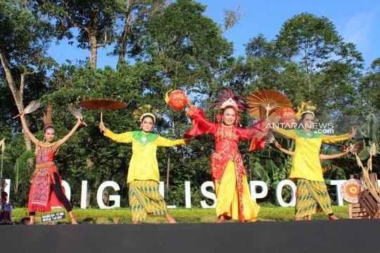 Hari Tari se-Dunia di Pontianak dimeriahkan ratusan penari
