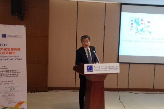 Media jembatani pengembangan kerja sama ASEAN dan China