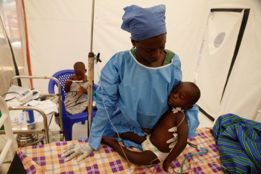 PBB ciptakan kepala baru Ebola untuk DRC