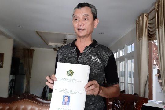 Mantan calon pimpinan tinggi pratama Kanwil Kemenag Kalbar lapor KASN