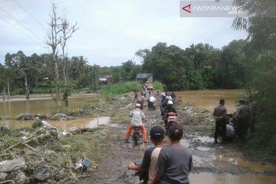 Sekda Kepahiang : Jalan langganan banjir akan ditinggikan