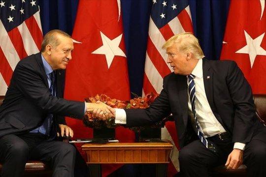 Trump kepada Erdogan : 'Jangan jadi orang yang keras atau bodoh'