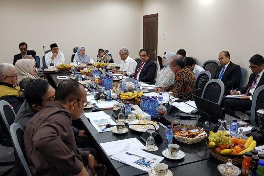 Tiga menteri rapat di Mekkah bahas persiapan haji