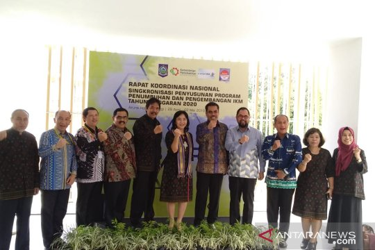 Kemenperin sebut telah siapkan strategi pengembangan IKM 2020