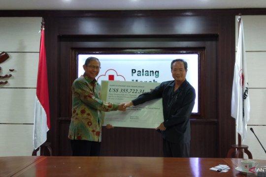 Total bantuan Taiwan untuk Sulawesi Tengah capai Rp33,5 miliar