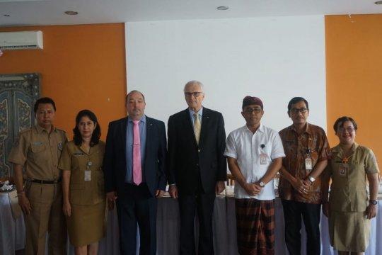 Sekjen OWHC apresiasi kabupaten dan kota di Bali masuk JKPD