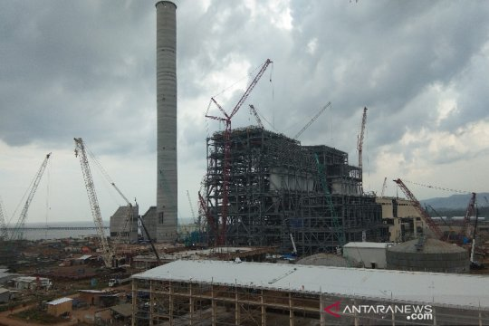 Kementerian ESDM pastikan PLTU Batang selesai sesuai jadwal pada 2020