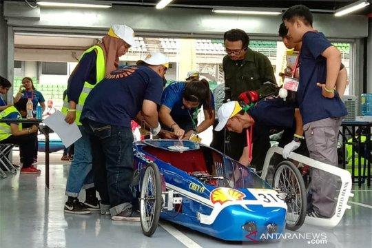 Tim Bima Unesa berlaga dalam kompetisi Sema 2019 di Malaysia
