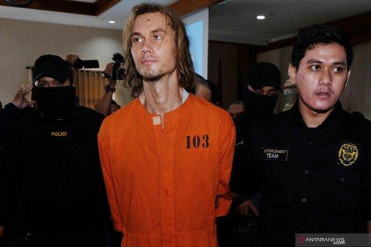 Terdakwa kasus selundupkan satwa dituntut enam bulan penjara