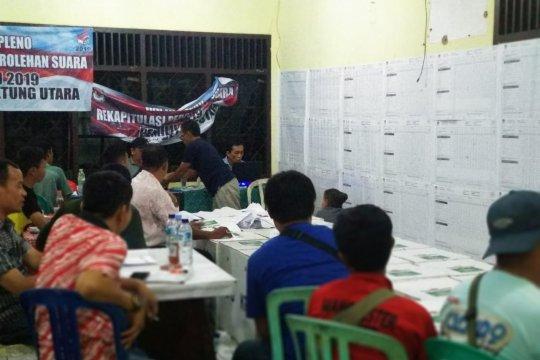 KPU Bandarlampung undur rekapitulasi suara pemilu