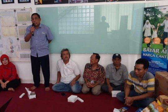 Warga Jakarta antusias manfaatkan Program Bacan Aetra