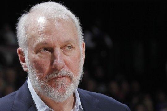 Pelatih Spurs Popovich isyaratkan perpanjang kontrak