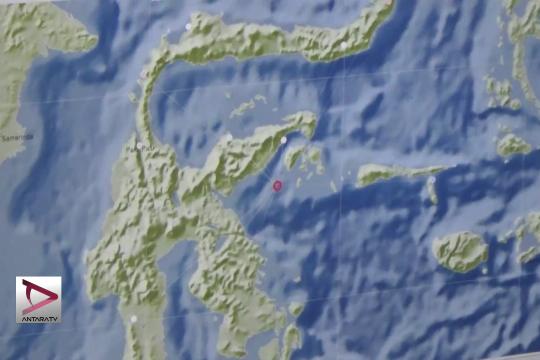 BMKG Palu catat 75 kali gempa susulan