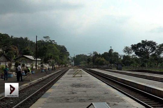 Akhir tahun, jalur kereta api Cibatu – Cikajang aktif lagi