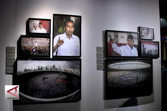 Pameran foto demokrasi dan sportivitas untuk refleksi diri