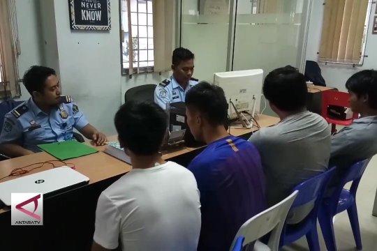 4 WNA asal China ditahan Imigrasi Tasikmalaya