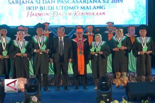 Alumni IKIP Budi Utomo Malang 90% diserap dunia kerja