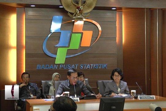 BPS: Inflasi Maret 2019 0.11 persen