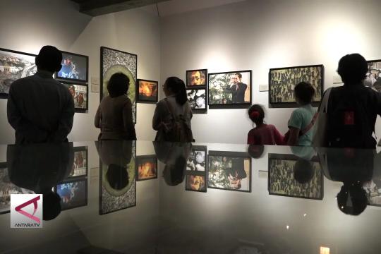 Mengenang  potret  Indonesia di Kilas Balik ANTARA
